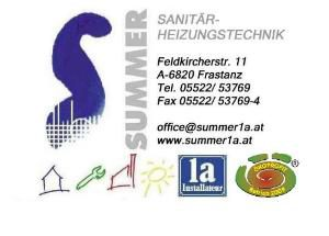 Summer Sanitär- Heizungstechnik