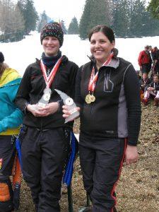 Katharina Jenny und Christina Tiefenthaler