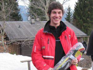Figlgewinner Christian Scherrer