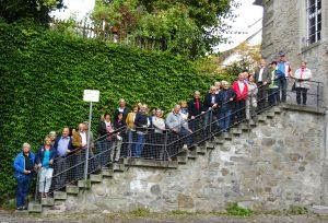 Gruppenbild in Lindau